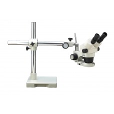 Luxo Microscope System S-Z Binocular, Single Boom, RL Ring Light