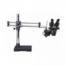 Luxo Microscope System ESD-Safe, S-Z 23mm Trinocular, RB Stand