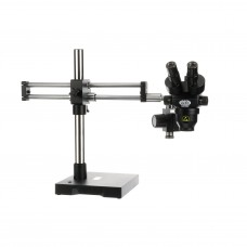 Luxo Microscope System ESD-Safe, S-Z 23mm TRU Trinocular, RB Stand