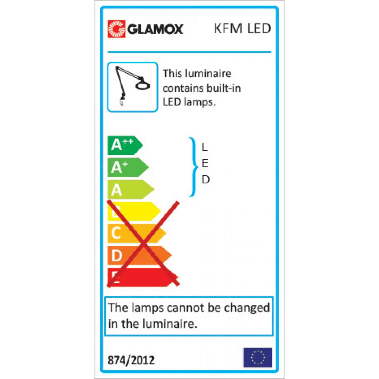 Luxo 18215LG KFM LED