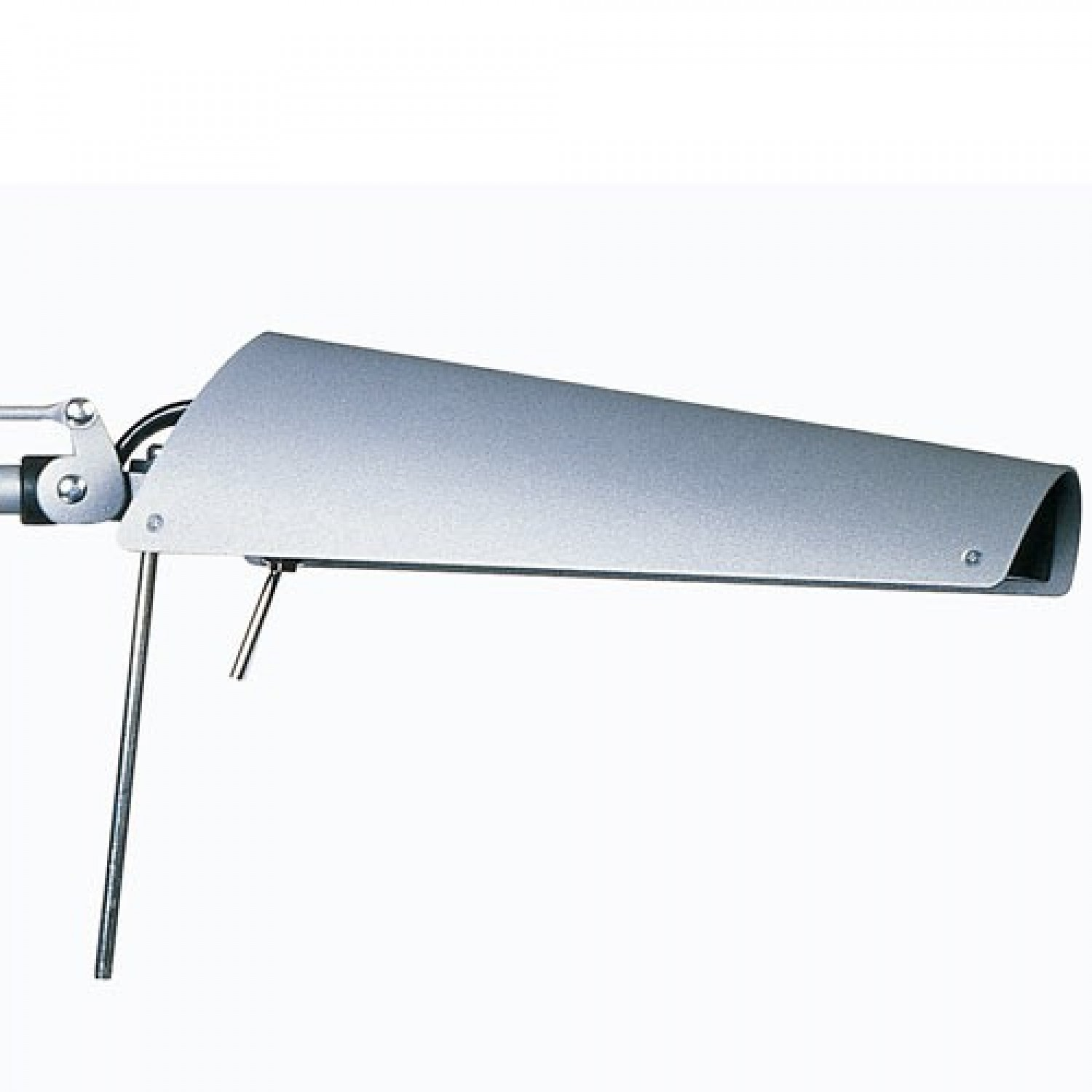 "Luxo Air LED, 35W, 24"" Arm, Edge Clamp"