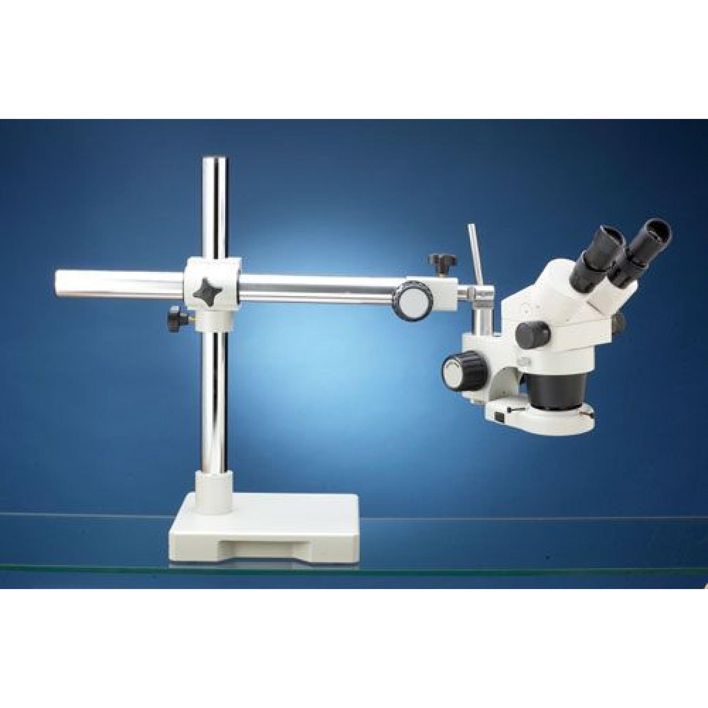 Luxo Microscope System S-Z Binocular, Single Boom, RL Ring Light