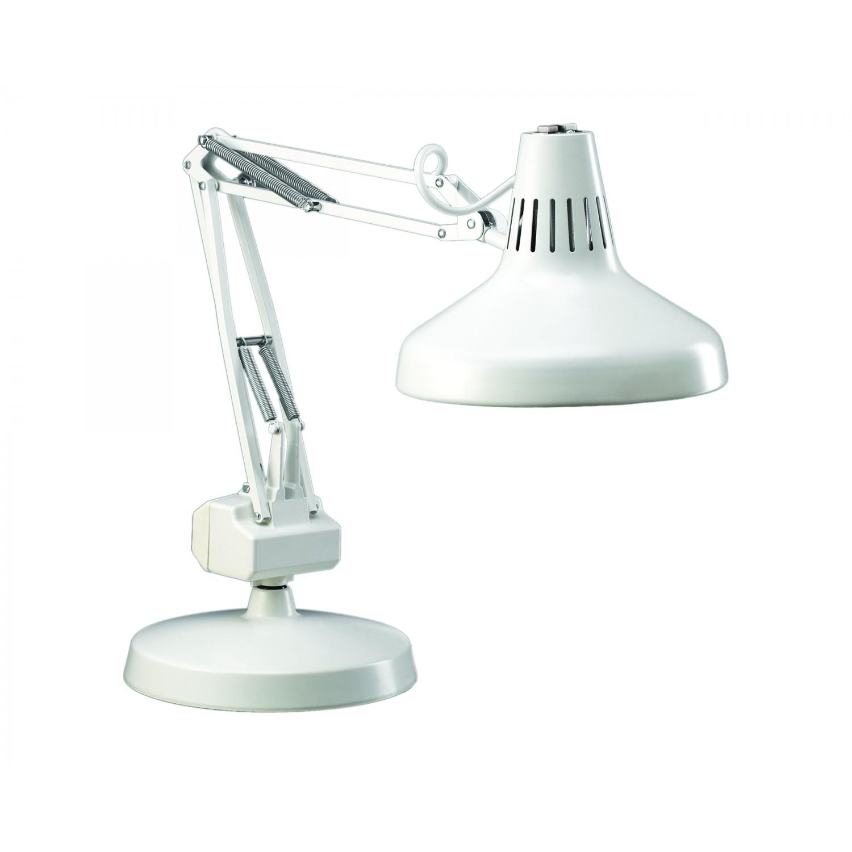 Luxo LC2FE-WT Combination Task Light