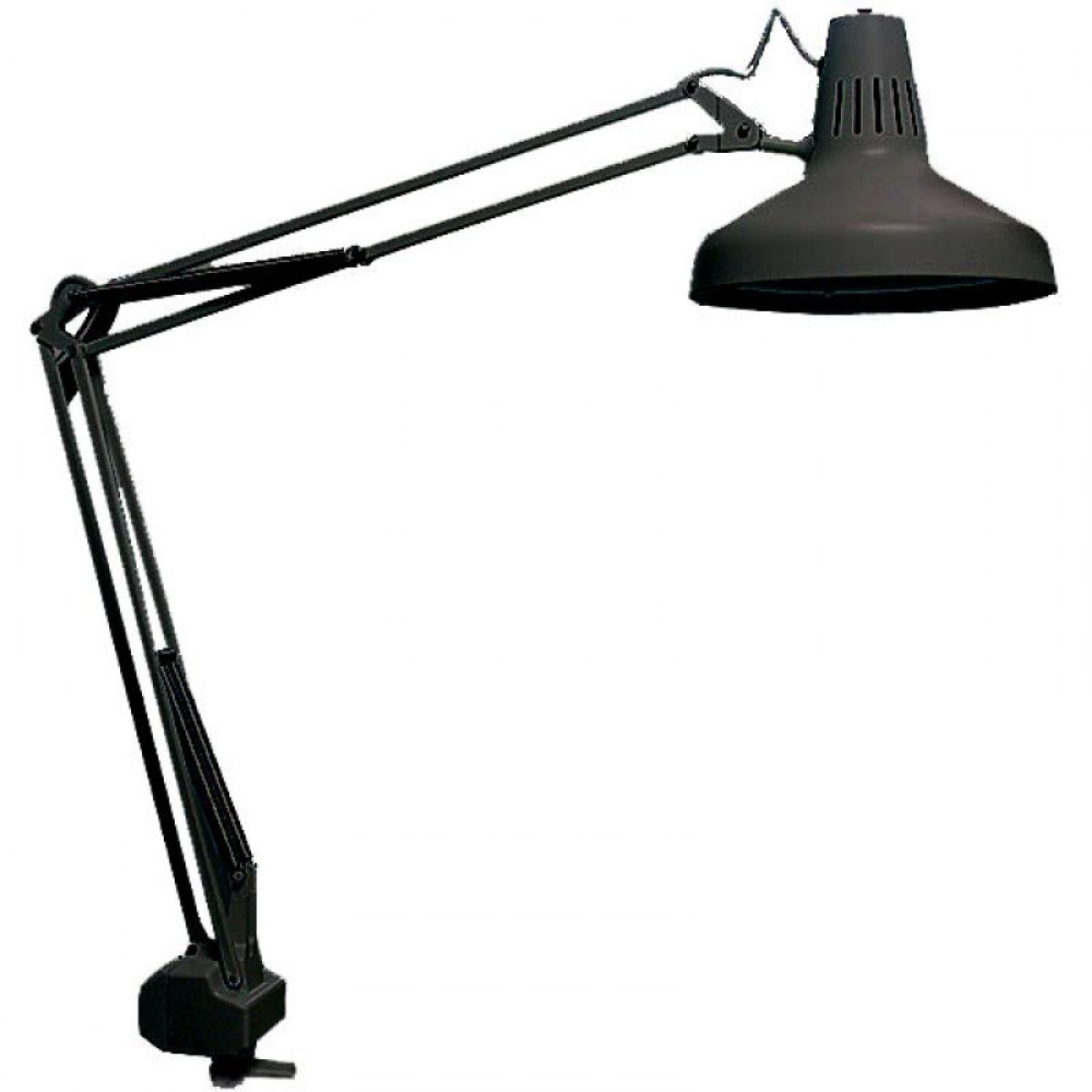 Luxo LC Combo 22W Fluorescent and a Compact Fluorescent Task Light