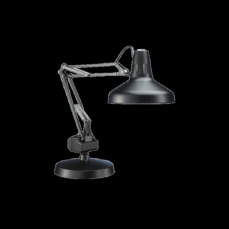 Luxo LC2FE-BK Combination Task Light
